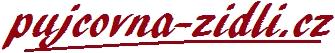 pujcovna-zidli-logo